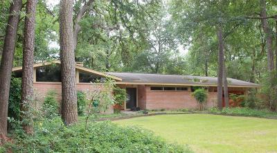 Memorial Single Family Home For Sale: 13131 Boheme Drive