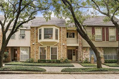 Houston Condo/Townhouse For Sale: 13212 Trail Hollow Drive #3212
