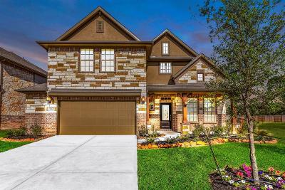 New Caney Single Family Home For Sale: 18847 Rosewood Terrace Drive