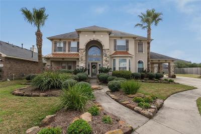 Bacliff Single Family Home For Sale: 5014 Cove Court