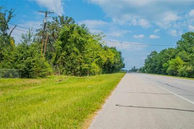 Conroe Farm & Ranch For Sale: Tbd Highway 105