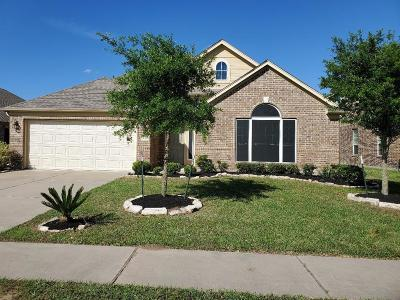 Rosenberg Single Family Home For Sale: 3019 Fern Brook Lane