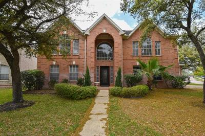 Houston Single Family Home For Sale: 7902 Belterraza Court