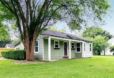Rosenberg Single Family Home For Sale: 2507 4th Street