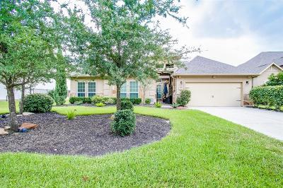 Tomball Single Family Home For Sale: 66 N Swanwick Place
