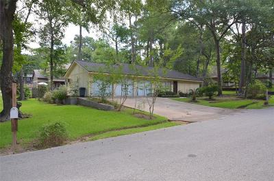 Conroe Single Family Home For Sale: 441 Cypress Drive