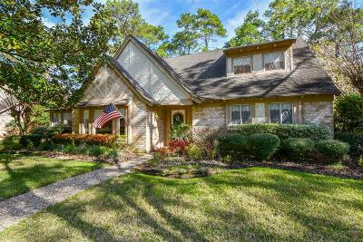Houston Single Family Home For Sale: 13634 Glen Erica Drive