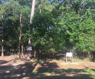 Magnolia Single Family Home For Sale: 16303 Wagon Wheel