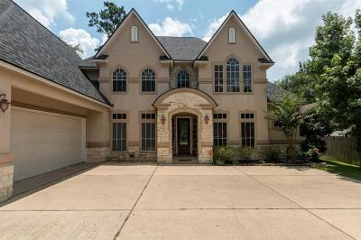 The Woodlands Single Family Home For Sale: 66 W Fairbranch Circle