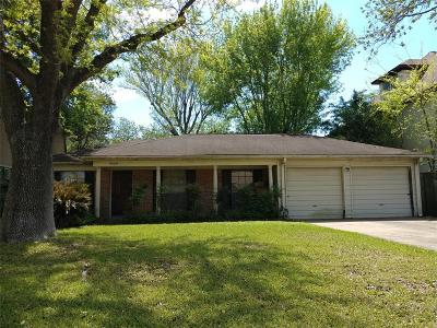 Bellaire Single Family Home For Sale: 4509 Holly Street