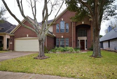 Pasadena Single Family Home For Sale: 7018 Maid Stone Drive