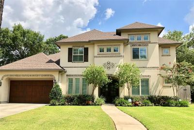 Houston Single Family Home For Sale: 12910 Tosca Lane