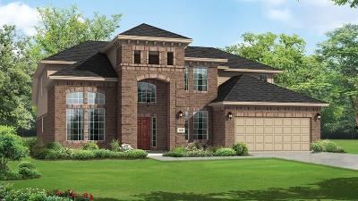Single Family Home For Sale: 2312 Trocadero Lane