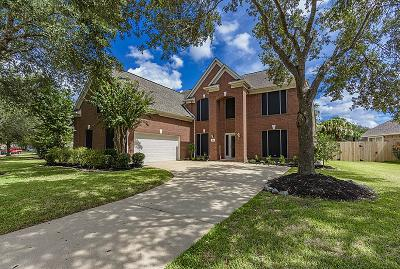 League City, League Single Family Home For Sale: 2108 Coldwater Bridge Lane