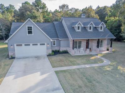 Montgomery Single Family Home For Sale: 8861 Catamaran Way