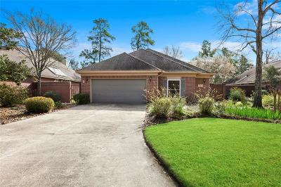 The Woodlands Single Family Home Pending: 14 Heartleaf Court
