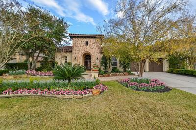 Spring Single Family Home For Sale: 134 W Crystal Canyon Circle