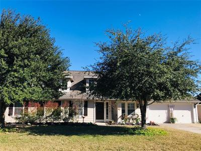 Tomball Single Family Home For Sale: 22410 Barrell Springs Lane