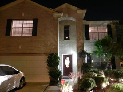 Tomball Single Family Home For Sale: 19610 Hollington Drive