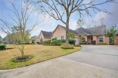 Kingwood Single Family Home For Sale: 4023 Wilderness Falls Trail