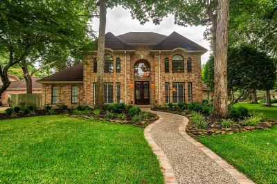 Kingwood TX Single Family Home For Sale: $335,000