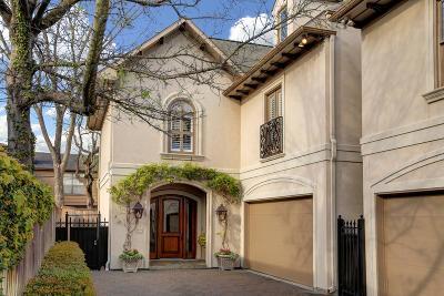 Houston Single Family Home For Sale: 6006 Burgoyne Road
