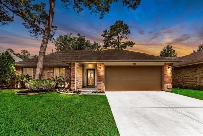 Spring Single Family Home For Sale: 9210 Jan Glen Lane
