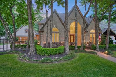 Houston Single Family Home For Sale: 11803 Parkriver Drive