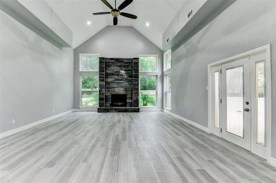 Cypress Single Family Home For Sale: 12219 Vicki Lane