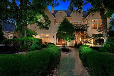 The Woodlands TX Single Family Home For Sale: $725,000