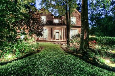 The Woodlands Single Family Home For Sale: 11 Acadia Branch Place