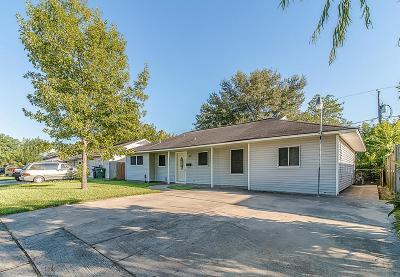 Houston Single Family Home For Sale: 1230 Roper Street