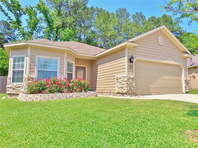 Conroe Single Family Home For Sale: 201 Summer Pine Court