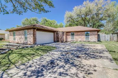 Missouri City Single Family Home For Sale: 2206 Quail Valley East Drive