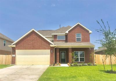 Baytown Single Family Home For Sale: 123 Brazos Drive
