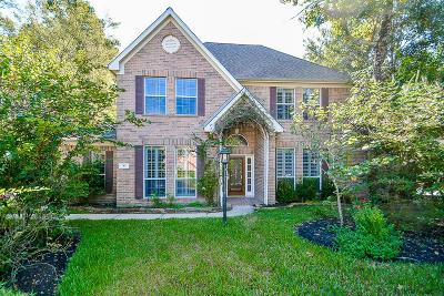 The Woodlands Single Family Home For Sale: 6 Snowbell Place