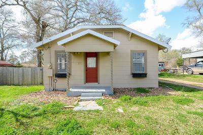 Bellville Single Family Home For Sale: 122 N Granville Street