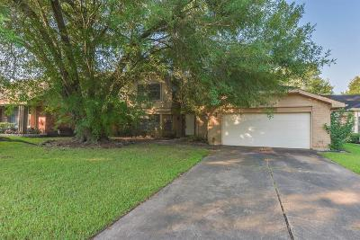 Sugar Land Single Family Home For Sale: 3306 Falling Brook Court