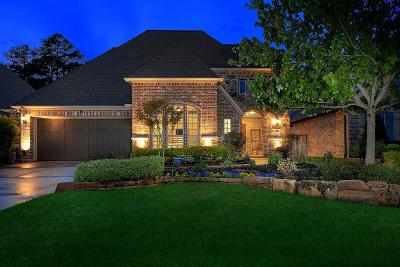 The Woodlands Single Family Home For Sale: 74 Lake Reverie Place