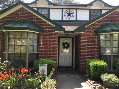 Cypress Single Family Home For Sale: 17977 Shaw Road