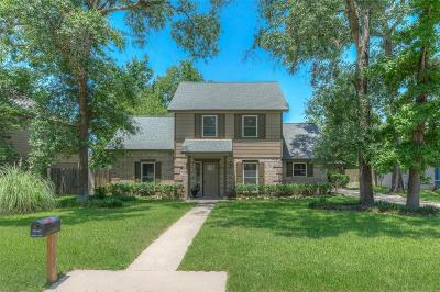 Spring Single Family Home For Sale: 25135 Butterwick Drive