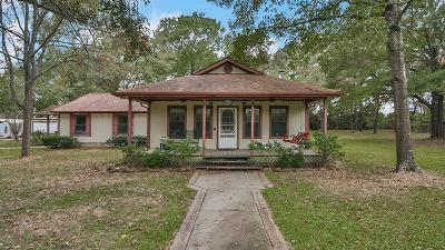 Montgomery Single Family Home For Sale: 2796 Shamrock Circle