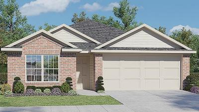 Tomball Single Family Home For Sale: 9714 Ancient Elm