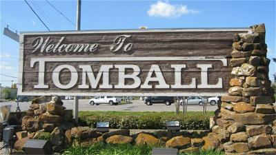 Tomball Residential Lots & Land For Sale: Chesnut
