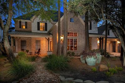 The Woodlands TX Single Family Home For Sale: $772,265