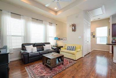 Houston Condo/Townhouse For Sale: 3884 Center Street