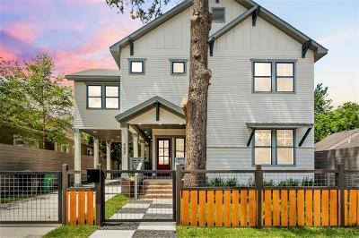 Galveston County, Harris County Single Family Home For Sale: 607 Archer Street