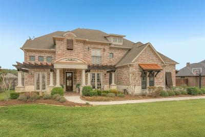 Montgomery Single Family Home For Sale: 11718 W Grand Pond Drive