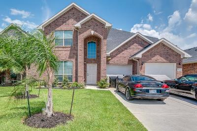 Bacliff Single Family Home For Sale: 5031 Bay Lane