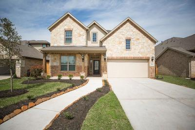 Missouri City Single Family Home For Sale: 10807 High Red Mesa
